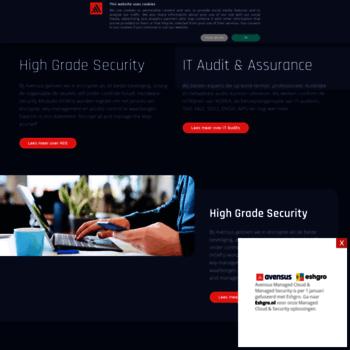 Auditconnect.nl thumbnail