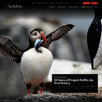 Audubon.org thumbnail
