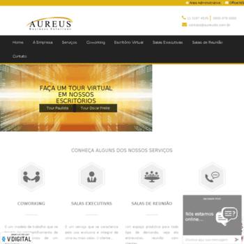Aureusbc.com.br thumbnail