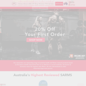 auslabs co at WI  Buy SARMS | AUS LABS | Australian SARMS Online Store