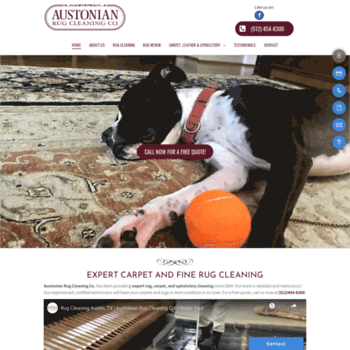 Austonian Rug Cleaning