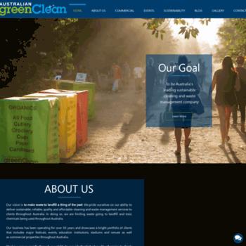 Australiangreenclean.com.au thumbnail