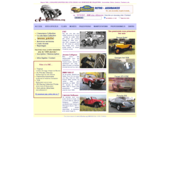 Auto-collection.org thumbnail