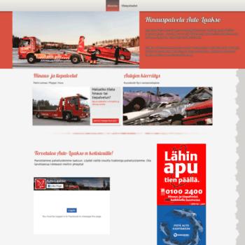 Auto-laakso.fi thumbnail