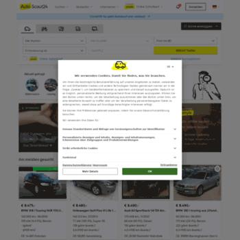 Auto Scout 24de At Wi Gebrauchtwagen Und Neuwagen Bei Autoscout24
