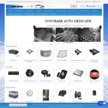Auto100.ro thumbnail