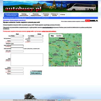 Autobusy.pl thumbnail