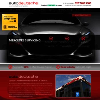 Autodeutsche.co.uk thumbnail