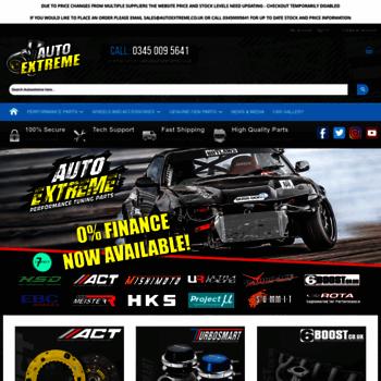 Autoextreme.co.uk thumbnail