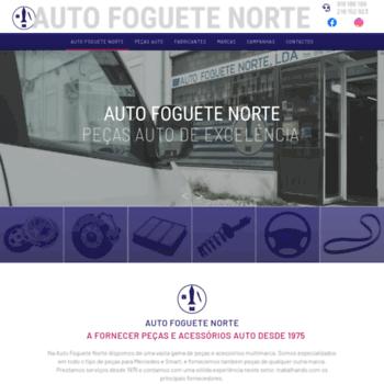 Autofoguete.pt thumbnail