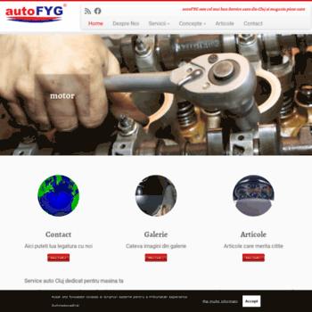 Autofyg.ro thumbnail