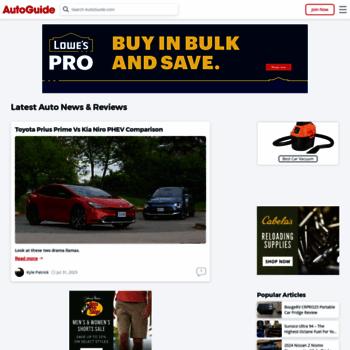 Autoguide.com thumbnail