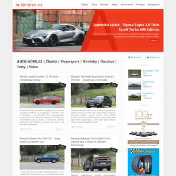 Autoindex.cz thumbnail