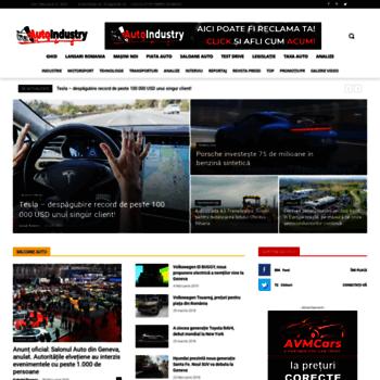 Autoindustry.ro thumbnail