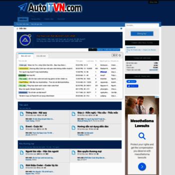 autoitvn com at WI  Cộng đồng AutoIT Vietnam