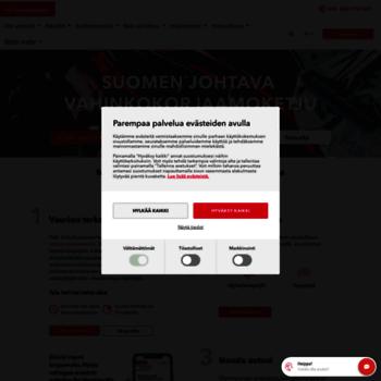 Autoklinikka.fi thumbnail