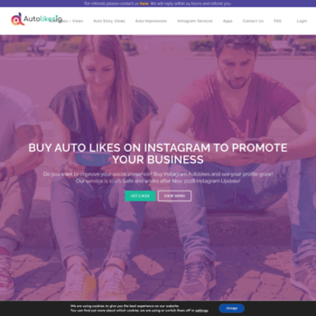 autolikesig com at WI  Buy Automatic Instagram likes from