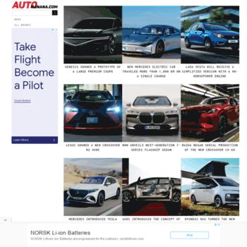 Automanana.com thumbnail