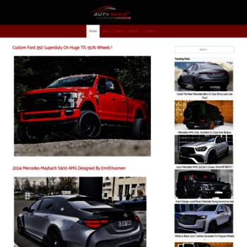 Autonews-mag.com thumbnail