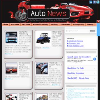 Autonewsblog.net thumbnail