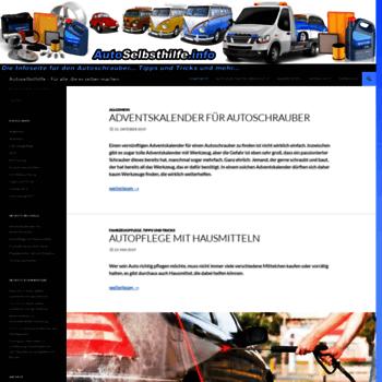 Autoselbsthilfe.info thumbnail