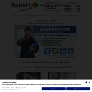 Autoservice-kunert.de thumbnail