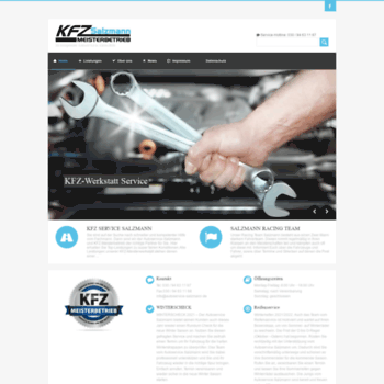 Autoservice-salzmann.de thumbnail