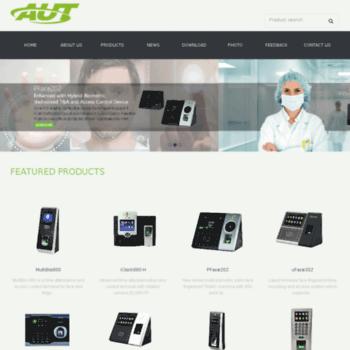 autoteco com at WI  Fingerprint | Biometrics| Fingerprint sensor