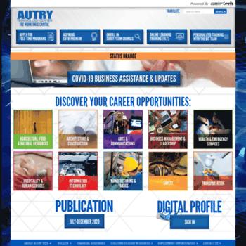 Autrytech.edu thumbnail