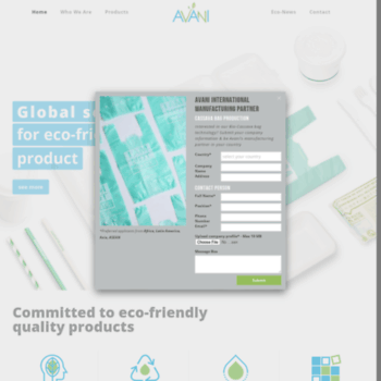 avanieco com at Website Informer  Avani Eco  Visit Avani Eco