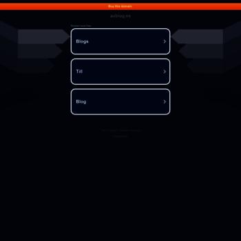 Avblog.es thumbnail