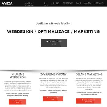 Avexa.cz thumbnail