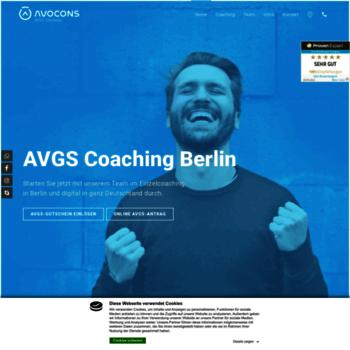 Avgs-coaching.de thumbnail