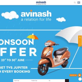 Avinashgroup.com thumbnail