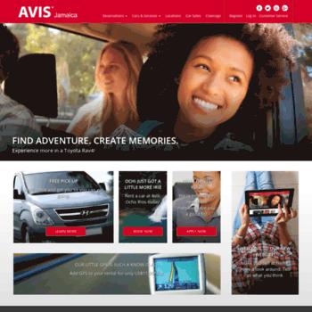 Avis.com.jm thumbnail
