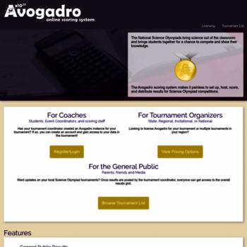 Avogadro.ws thumbnail