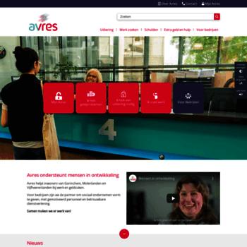 Avres.nl thumbnail