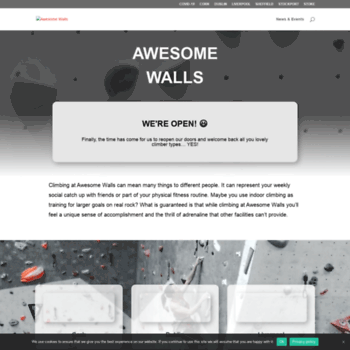 Awesomewalls.co.uk thumbnail