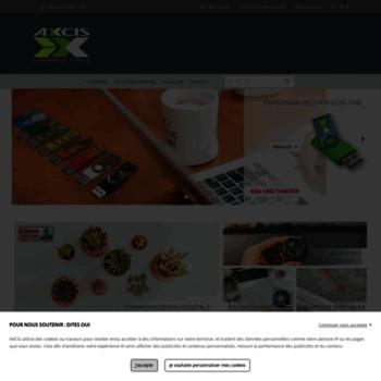 Axcis.fr thumbnail