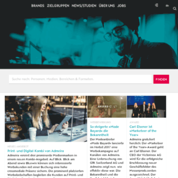 Axelspringer-mediapilot.ch thumbnail