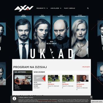 Axn.pl thumbnail