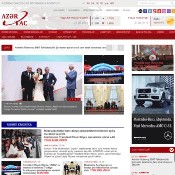 Azertag.org thumbnail