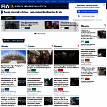 Aztecanoticias.com.mx thumbnail