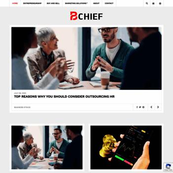 B-chief.org thumbnail
