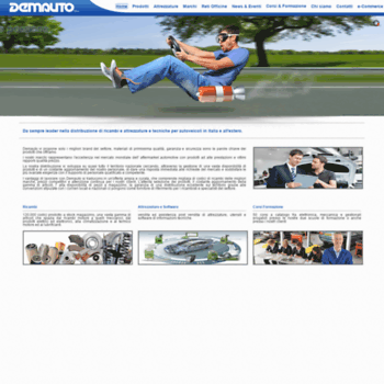 b2b demauto eu at WI  Home - Gruppo Demauto S p A