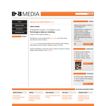 B2bmedia.cz thumbnail