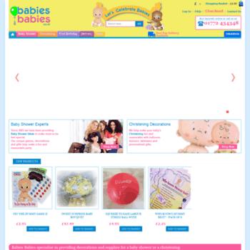 Babiesbabies.co.uk thumbnail