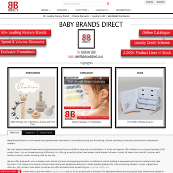 Co Uk At Wi Baby Products Distributor
