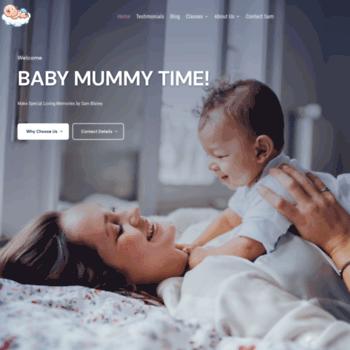 Babymummytime.co.uk thumbnail