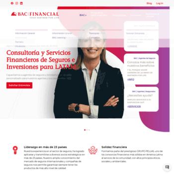 Bacfinancial.biz thumbnail